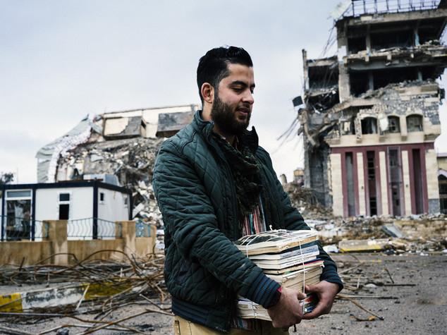 L'Isis sta usando cavie umane per sperimentare armi chimiche