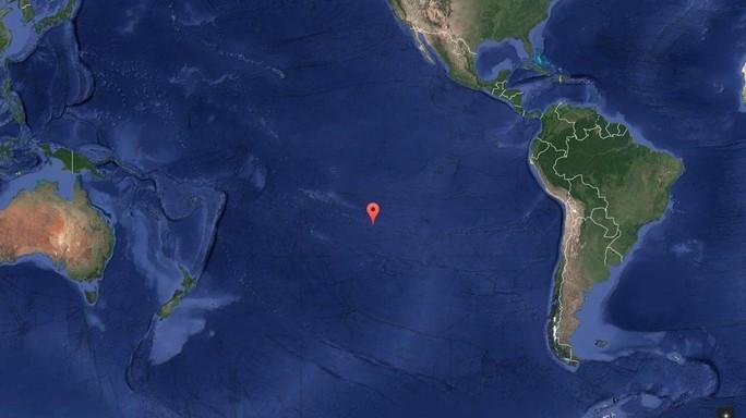 L'atollo disabitato e le sue 18 tonnellate di rifiuti di plastica
