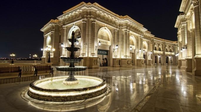 Nel deserto come 'in Galleria', a Doha 60mila tonnellate di marmo di Carrara