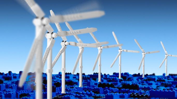 Il 100% dell'energia da fonti rinnovabili. Svolta verde della Lego