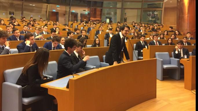 Studenti a Montecitorio deputati per un giorno