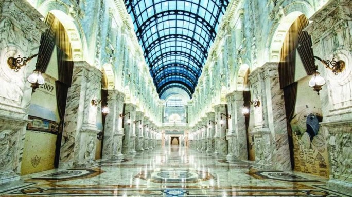 Italian marble to be used for Doha luxury mall