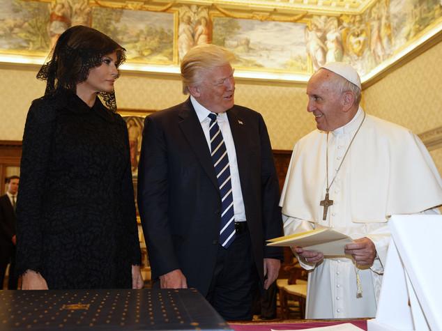 Trump in Vaticano: