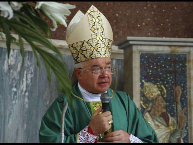 Vaticano: arrestato Wesolowski Ex nunzio accusato di pedofilia