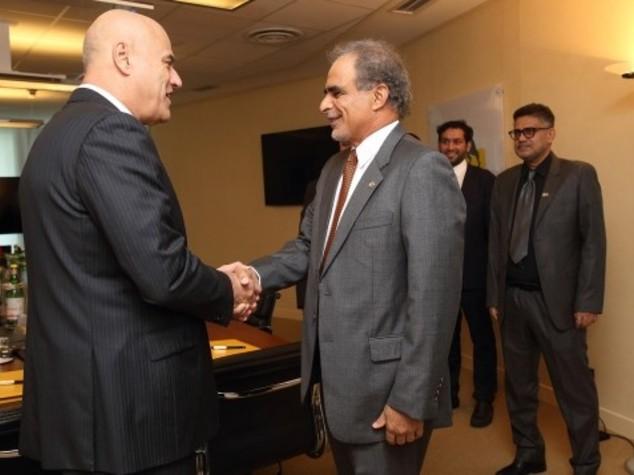 Eni entra nell'upstream dell'Oman, memorandum intesa con Ooc