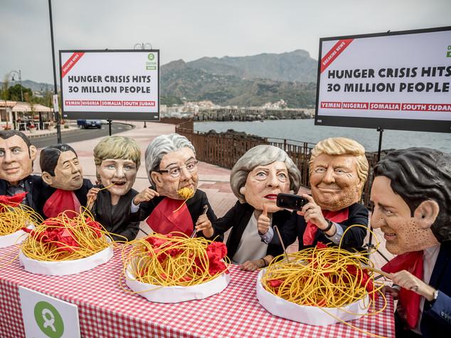 La vera sfida del G7 siciliano è la tutela della dignità dei migranti