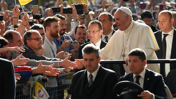 Il cambio di passo di papa Francesco