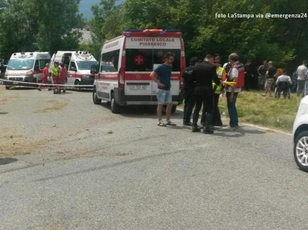 Tragedia al Rally di Torino: bimbo muore in un incidente