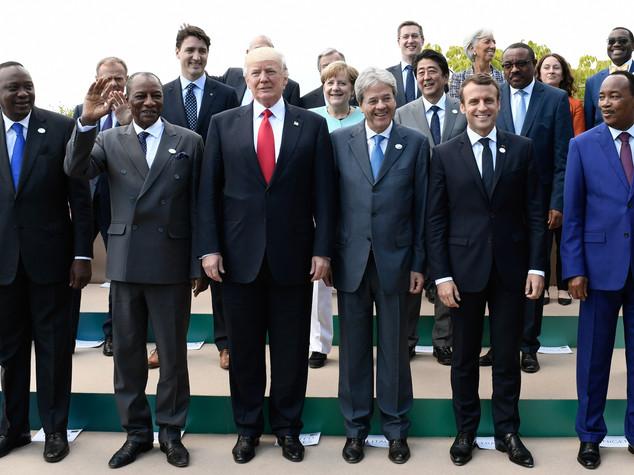 G7: stabilità dell'Africa prioritaria per i migranti