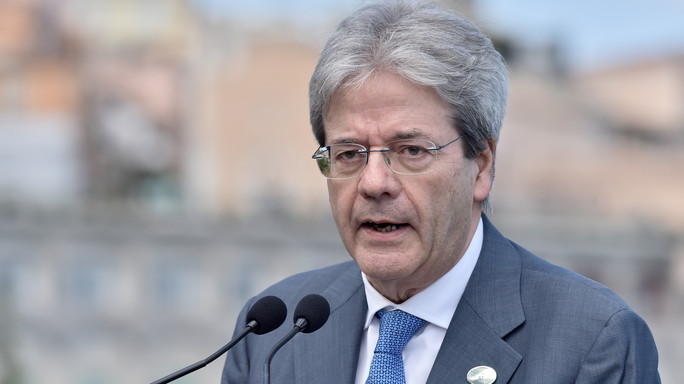 Ema a Milano è una grande occasione, dice Gentiloni