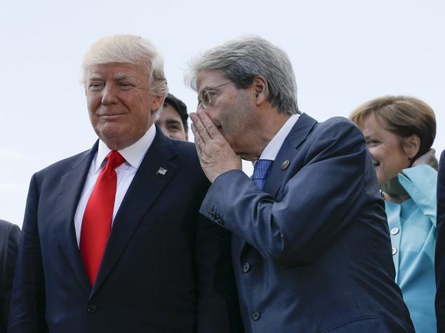 Perché il vertice di Taormina è stato un 'G6 più Trump'