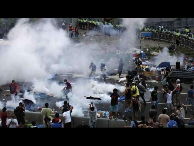 """Dilaga la protesta a Hong Kong, Pechino agli Usa """"non interferite"""" - Video - Foto"""