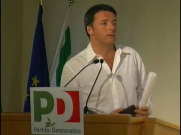 "Renzi replica alla direzione Pd. ""Si' discussione ma si vota uniti"""