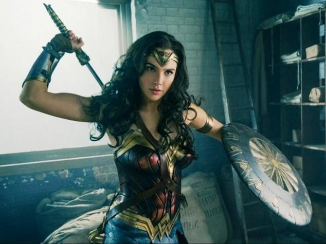 I L Supereroe Donna Che Piacerà Al Papa Wonder Woman