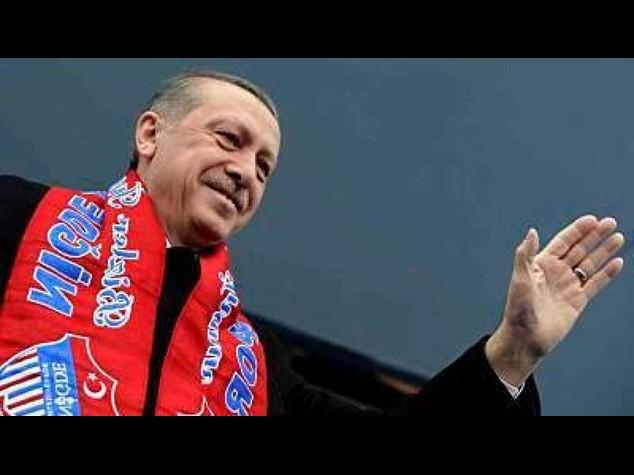 Erdogan to run for re-election in Turkey