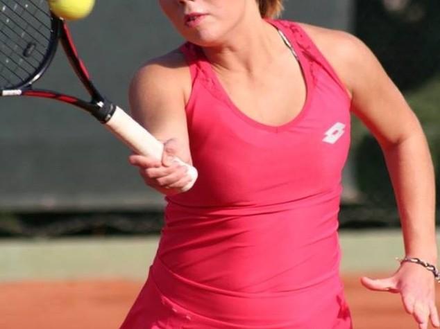 Storia di Oleksandra, tennista profuga in cerca di gloria