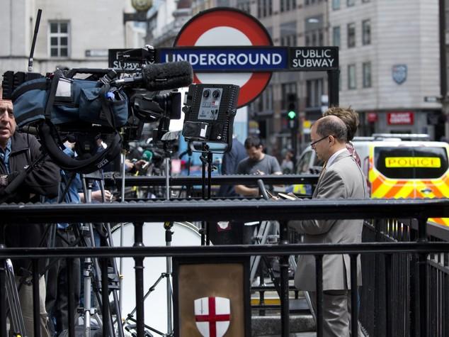 Un sanremese a Londra spettatore degli attacchi terroristici