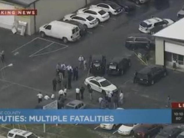 """Sparatoria a Orlando. Cinque morti, """"ma non è terrorismo"""""""