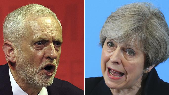 Da ministro, Theresa May tagliò i poliziotti del 20%. Bel guaio