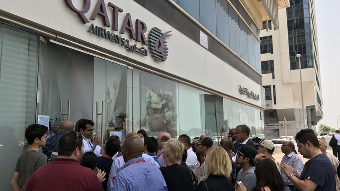 Dovete volare con Qatar Airways ma il Paese è isolato. Ecco cosa fare
