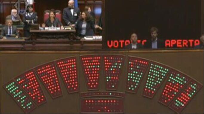 Questa foto incastra i franchi tiratori della legge elettorale