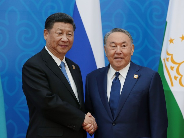 Cina: sicurezza, Belt and Road e nuovi membri Sco a summit Astana