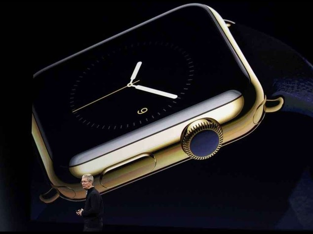Ecco l'Apple Watch, costa fino a 20mila dollari