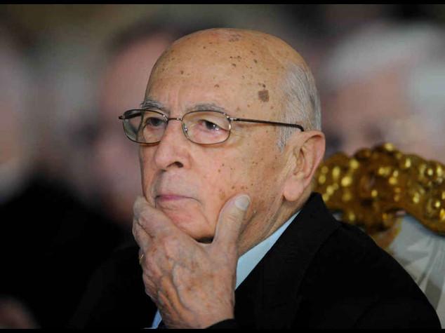 Napolitano: la critica e' preziosa Antipolitica e' patologia eversiva