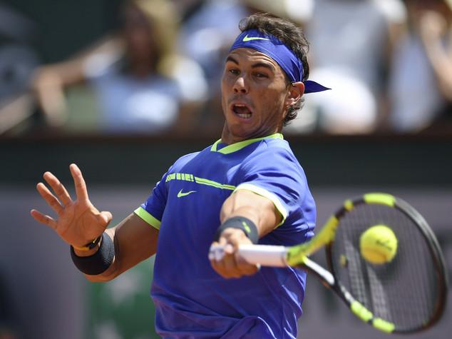 Tennis, Roland Garros: Nadal, furia su Bautista. Djokovic avanti senza Agassi
