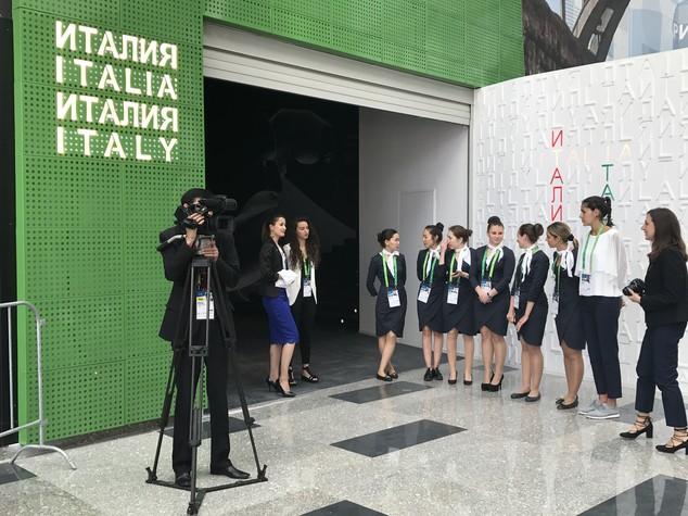 Kazakhstan: Italian Pavilion opened at Astana EXPO 2017