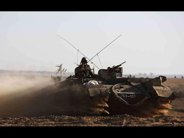 La Jihad, al via offensiva di terra Scontri con soldati nella Striscia