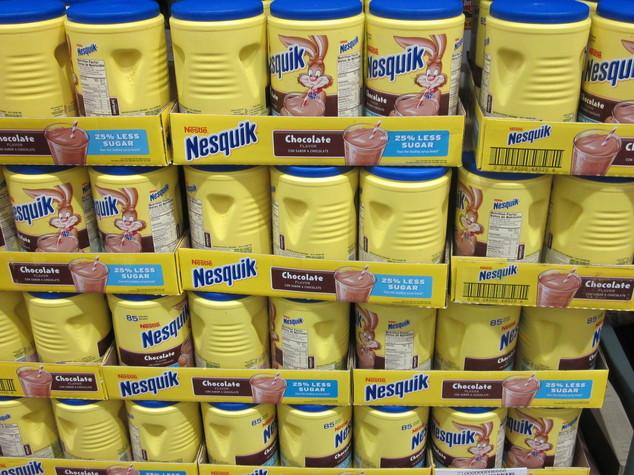 Consumatori e ministri litigano su Quicky, il coniglio del Nesquik