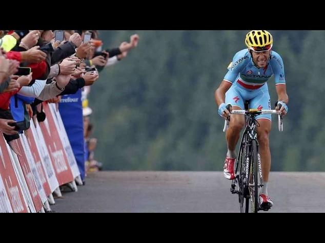 Tour 2014: Nibali wins 10th stage