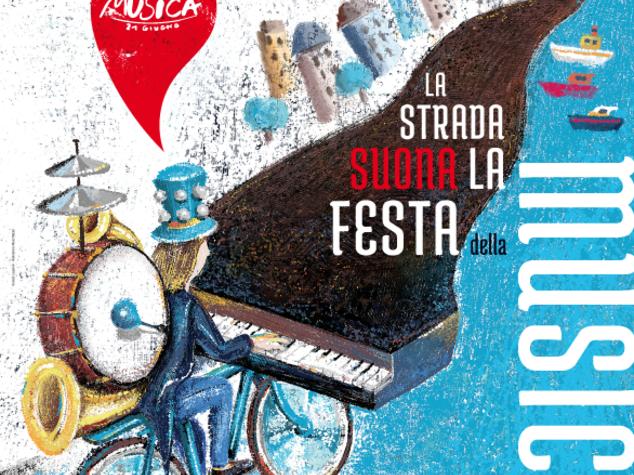 Per la Festa della Musica 2017 più di 9000 eventi in tutta Italia