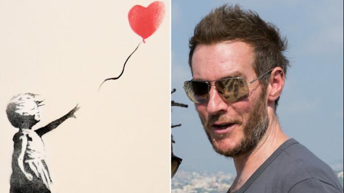 Un dj ha svelato l'identità di Banksy. Forse