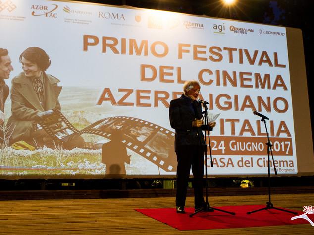 Azerbaigian: Baku 'melting pot' esempio di tolleranza al Festival Cinema