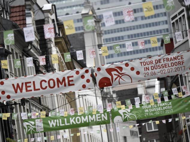 Tour de France, il giorno di Fabio Aru, Froome nuovo leader