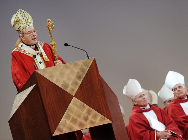 George Pell, il cardinale travolto dalle accuse di abusi sui minori