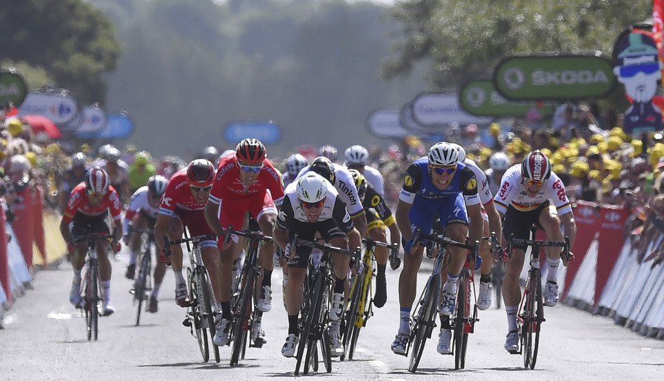 Tour de France, ecco gli uomini di Contador