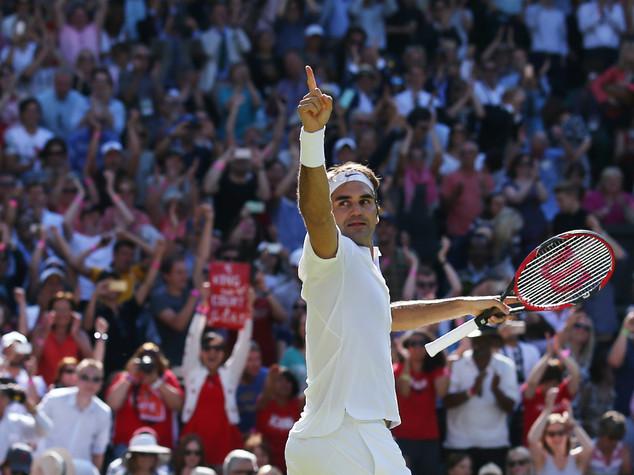 Sarà un altro Wimbledon su misura per Roger Federer?