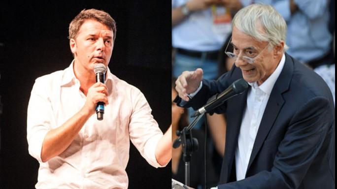 Tra Renzi e Pisapia più che un dialogo è cominciato un duello