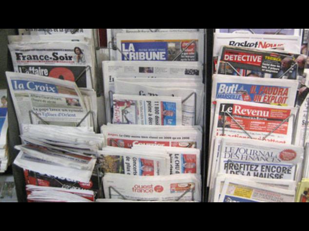 Francia: sciopero dei tipografi blocca i giornali, Figaro gratis online