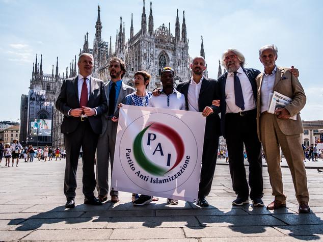 In Italia è nato il partito Anti Islamizzazione