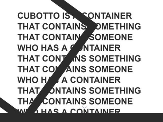 Cubotto, il software che cambierà la Storia (e il Grande Fratello)