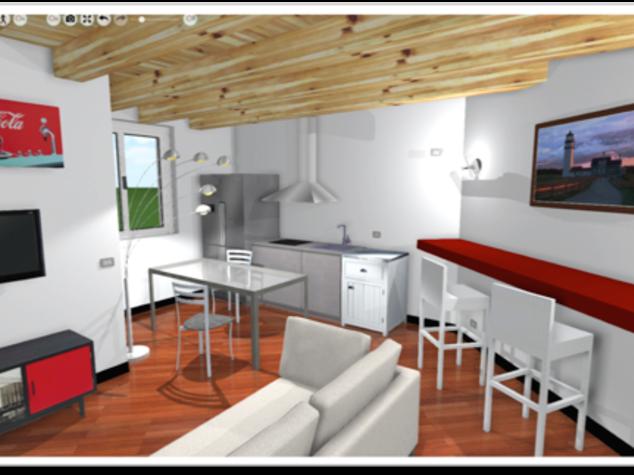 Una piattaforma per arredare casa con la realt virtuale for Costruire una casa virtuale online
