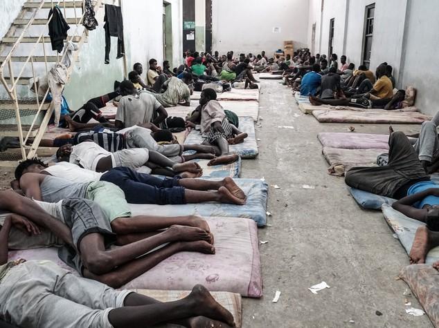 """""""In Libia è un inferno"""""""
