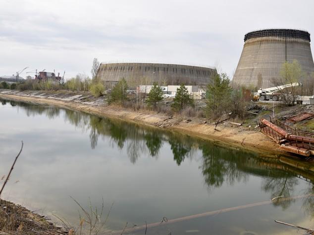 Un parco solare per far rinascere Chernobyl