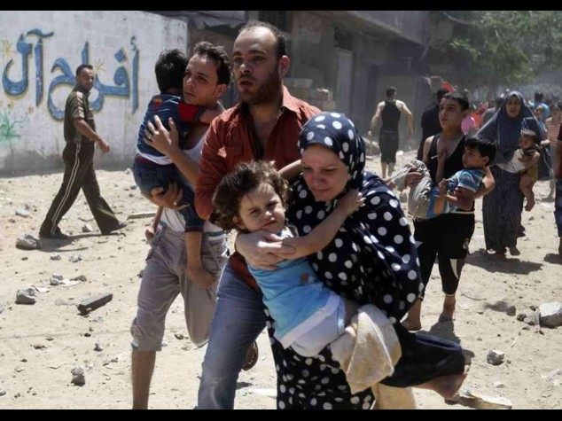 Quasi 90 morti a Gaza, l'Onu chiede una tregua