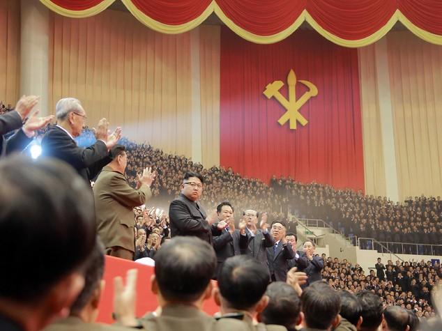 Terremoto di magnitudo 5.9 in Corea del Nord