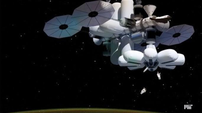 Storia di Valentina Sumini che a 31 anni ha progettato l'hotel spaziale della Nasa